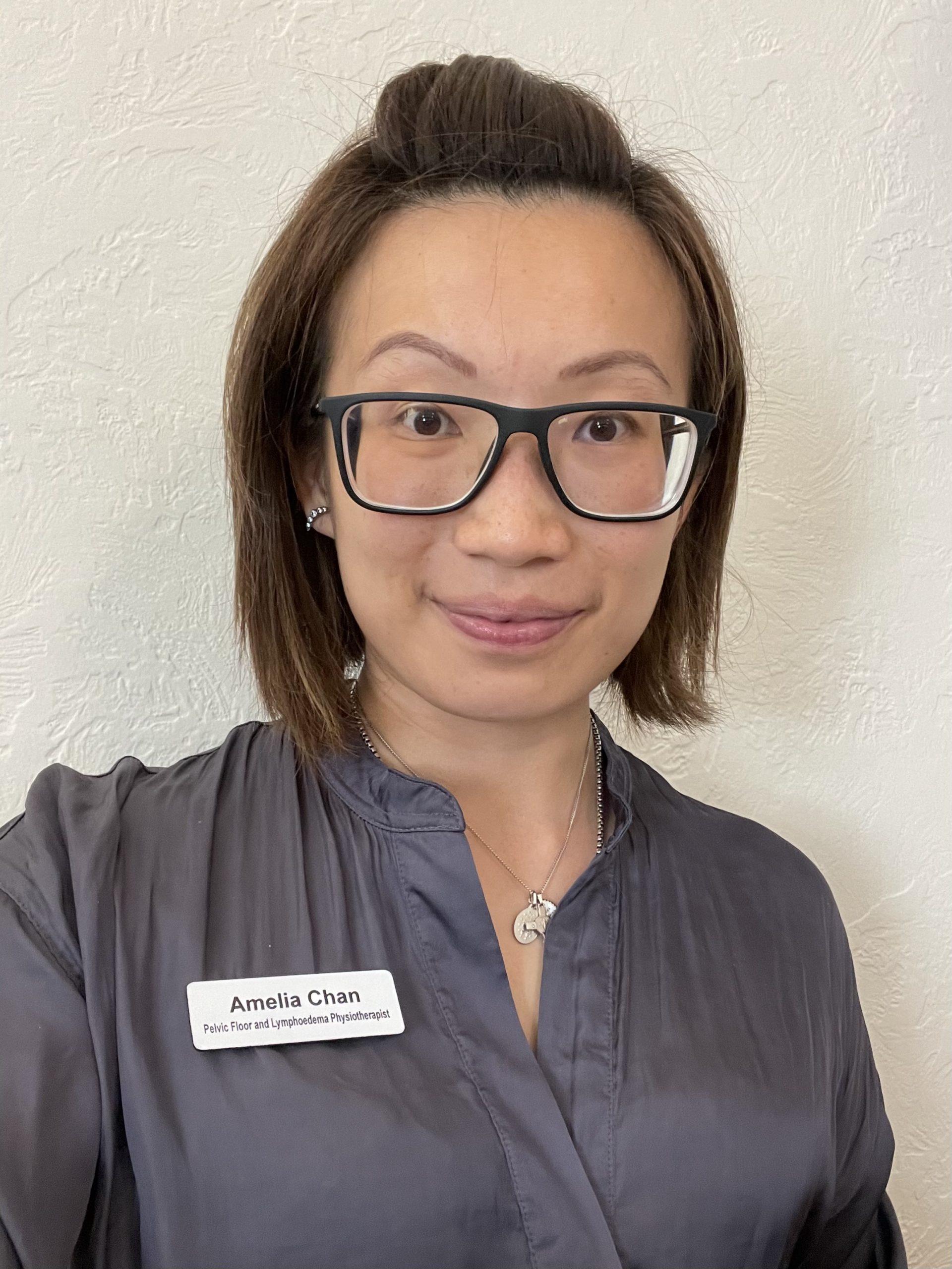Amelia Chan the therapist